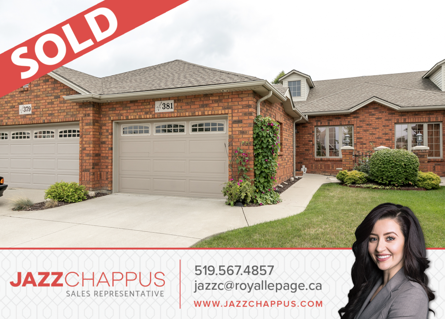 Beautiful Semi-Detached Home.. SOLD!